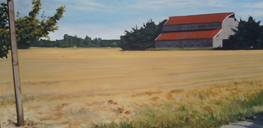 Moon Road Barn 15x30--2007